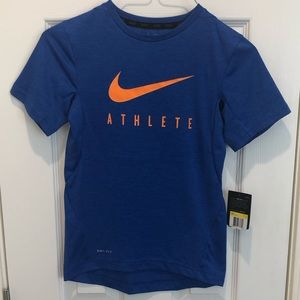 Nike Dri-Fit T-Shirt Boys Small NWT
